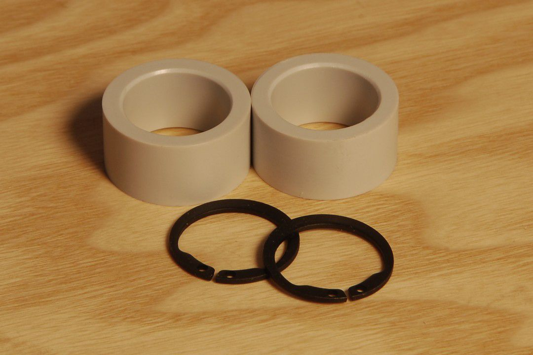 Richard Kell Replacement UHMWPE (1p) Rollers No.1 and No. 2 Honing Guides