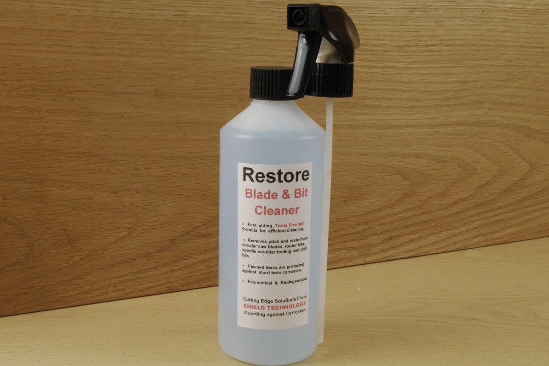 Shield Technology Restore Blade and Bit Cleaner 500ml