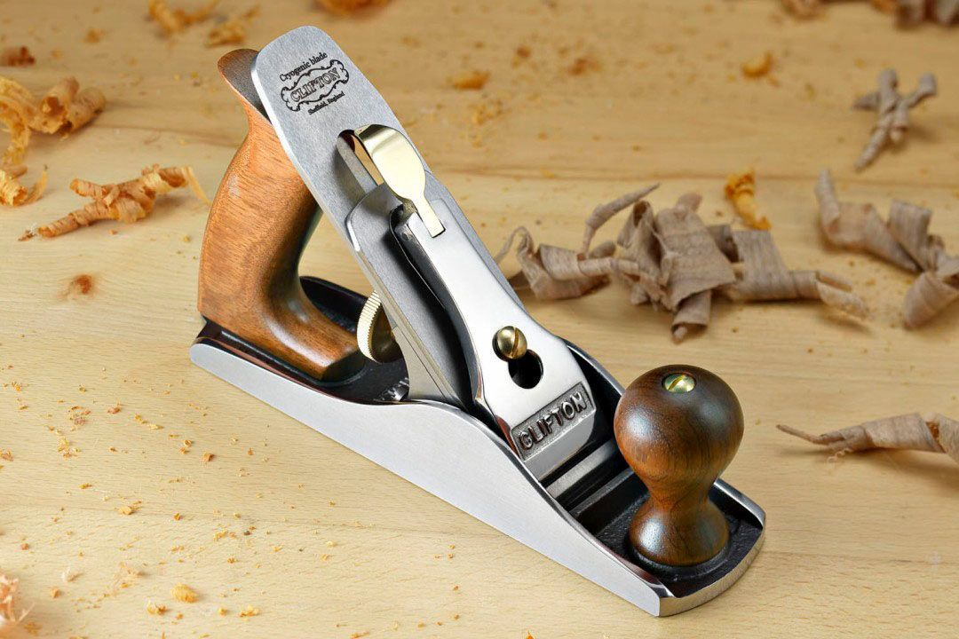 Clifton No 3 Smoothing Plane side