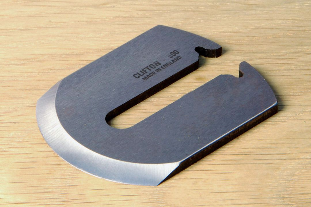 Clifton 500 Spokeshave Blade