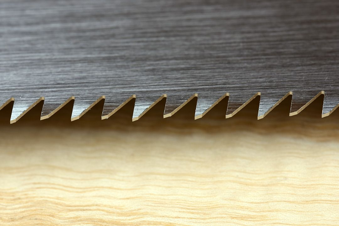 Gyokucho S611 Replacement Blade close up 2