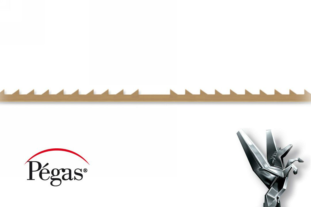 Pegas Dovetail Progressive Reverse Scroll Saw Blades for Wood