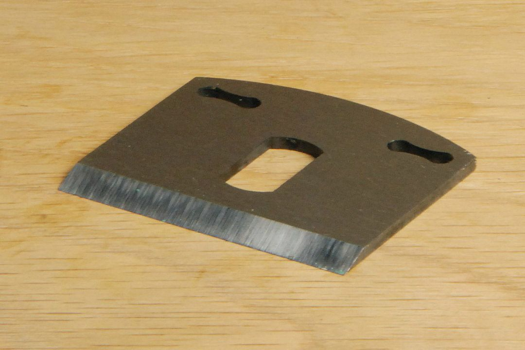 Ray Iles Spokeshave Iron RI010A Thick (Stanley 151)