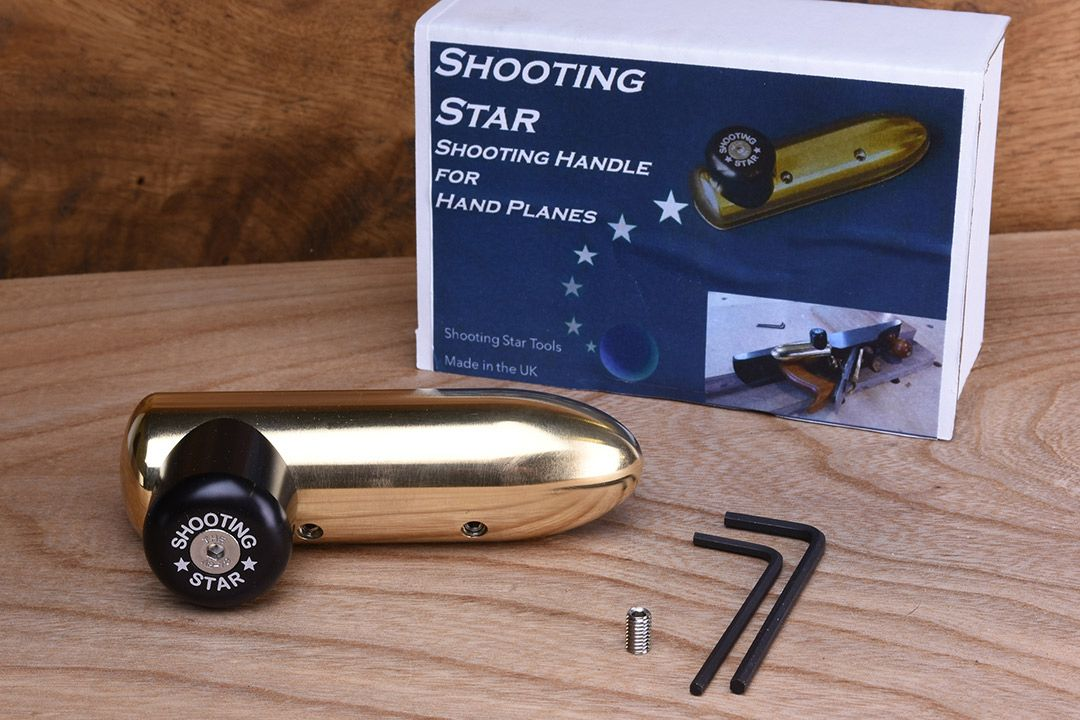 Shooting Star Attachment for Handplanes with contents
