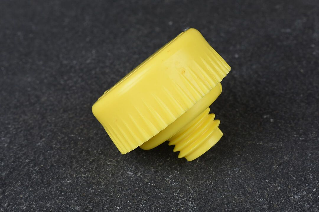Thor Replacement Extra Hard Nylon Face - Yellow