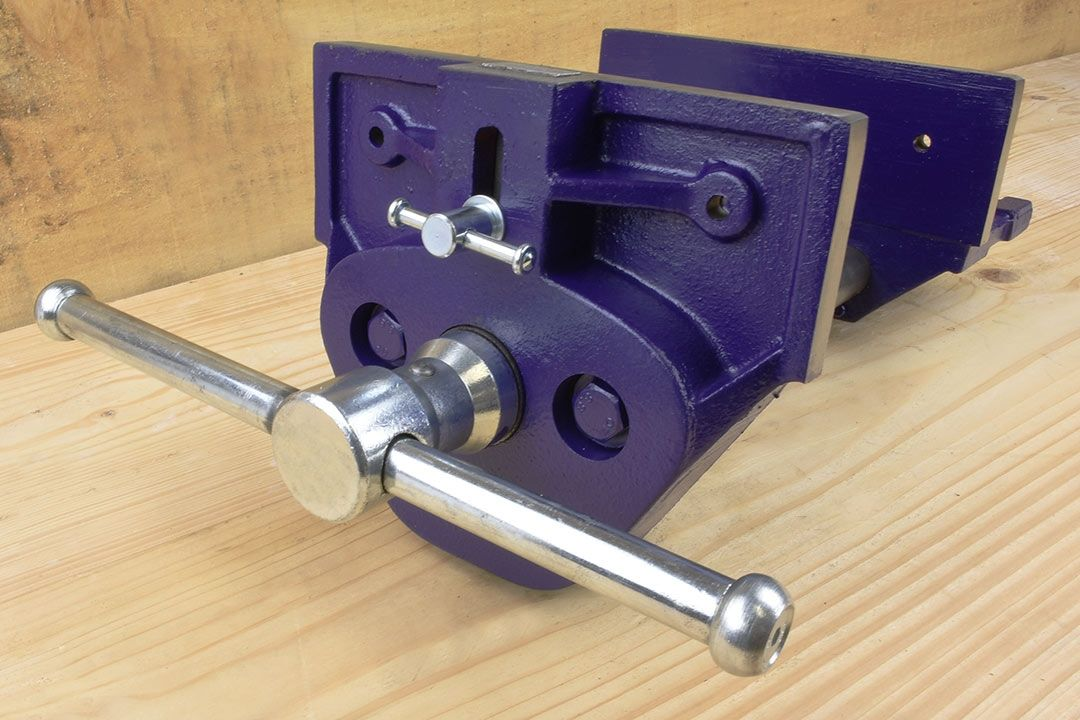 York Woodworking Vice 7