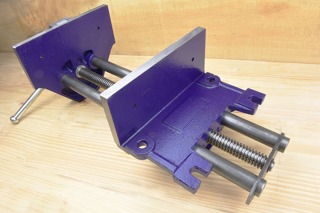 York Woodworking Vice 9