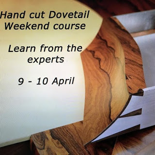 Handcut Dovetail Weekend Course